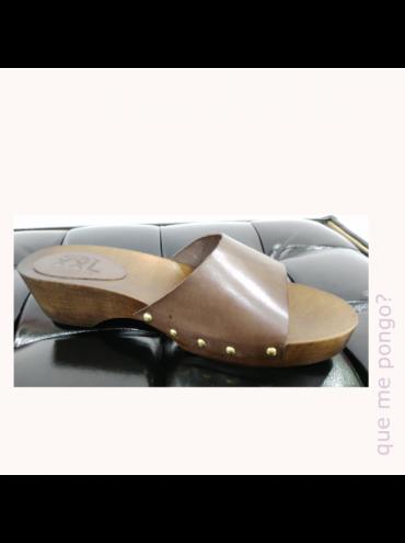 Sandalia 2300 marrón