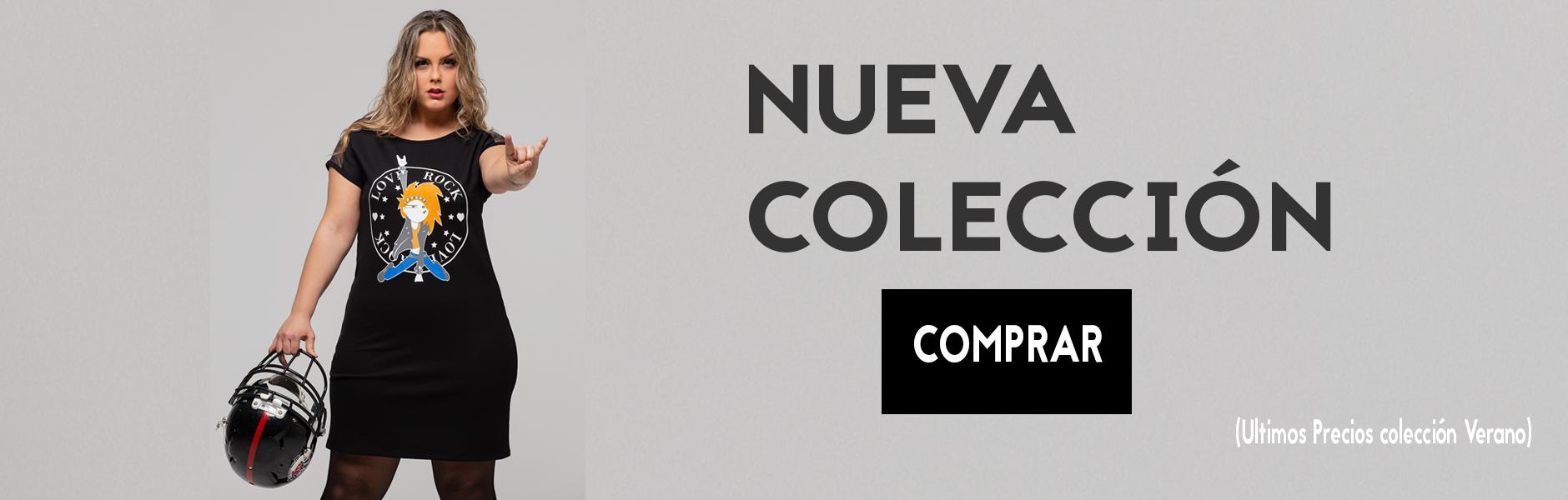99ecb58d8 Tallas grandes, moda mujer compra online | Que me Pongo